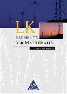 Elemente der Mathematik 12/13. Analysis Leistungskurs. Schülerba