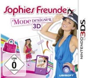 Sophies Freunde: Mode Designer 3D (3DS)