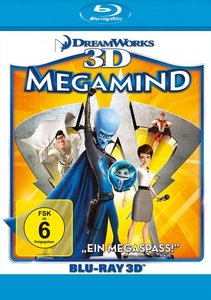 Megamind 3D