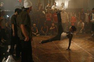 B-Girl-Tanz Ist Dein Leben