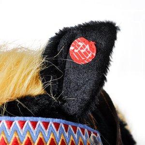 Knorrtoys 86401 - Yakari: Steckenpferd Kleiner Donner mit Sound
