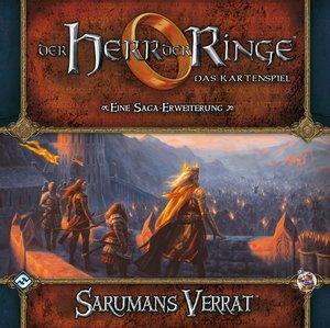 Herr der Ringe Kartenspiel: Sarumans Verrat