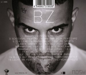 BZ Mixtape (Inkl.Poster+Sticker)