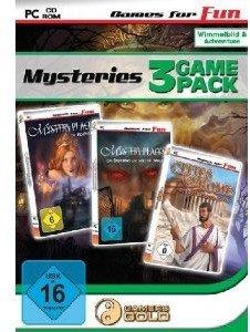 Mysteries 3 Game Pack 3 - The Revenge, Sektor Omega, Cities of R