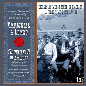 Ukrainian & Lemko String Bands In America
