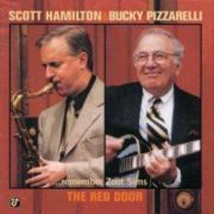 The Red Door-Hamilton/Pizzarelli Rememb.Zoot Sims