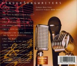 Singers & Songwriters