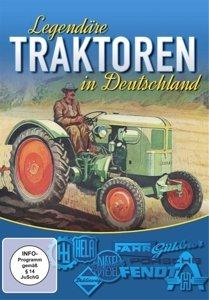 Legendäre Traktoren in Deutschland