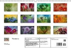 Floraisons (Wall Calendar 2015 DIN A3 Landscape)