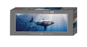 White Shark. Puzzle 1000 Teile