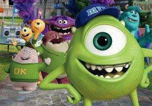 Disney Pixar 4in1 Puzzle - 35/50/70/100 Teile
