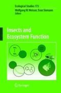 Insects and Ecosystem Function