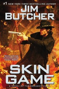 The Dresden Files 15. Skin Game