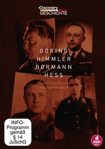 Göring Himmler Bormann Heß-Box