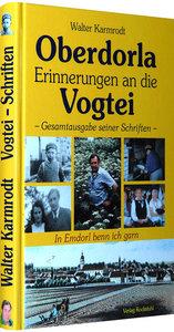 Oberdorla - Erinnerungen an die Vogtei