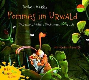 Kli-Kla-Klangbücher: Pommes im Urwald