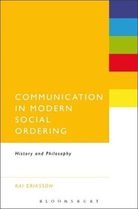 Communication in Modern Social Ordering
