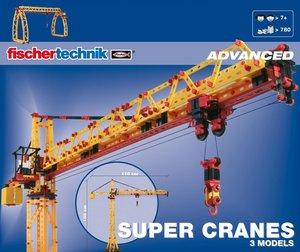 Fischertechnik 41862 - Super Cranes