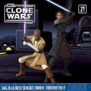 Star Wars - The Clone Wars 21: Das Zillo-Biest schlägt zurück/ T