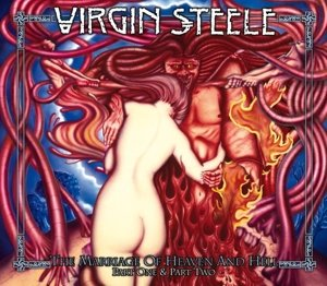 Virgin Steele: Marriage Of Heaven And Hell/Re-Release