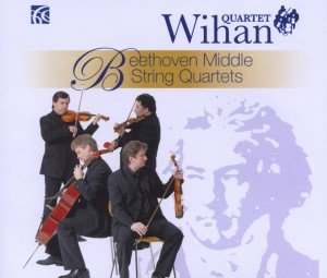 Beethoven Middle String Quartets