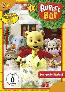 Rupert Bär 1-Der grosse Eierlauf/DVD