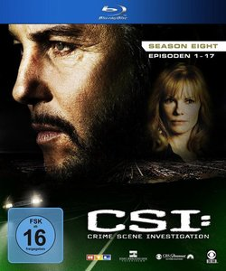 CSI: Season 8 komplett,Episoden 1-17