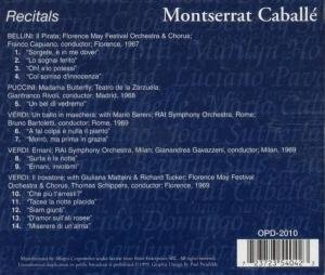 An Evening With Montserrat Caballe