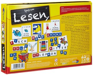 Zoch 606076340 - Lesen, Anlautmethode