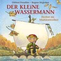 Der Kleine Wassermann-Herbst Im Mühlenweiher - zum Schließen ins Bild klicken