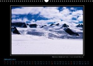 New Zealand 2015 - A bike adventure (Wall Calendar 2015 DIN A3 L
