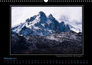 New Zealand 2015 - A bike adventure (Wall Calendar 2015 DIN A3 L