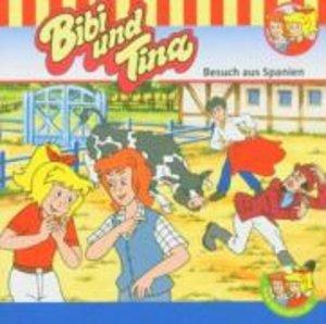 Bibi und Tina 51. Besuch aus Spanien. CD