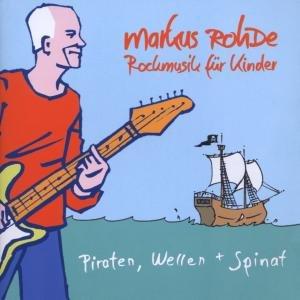 Piraten,Wellen und Spinat