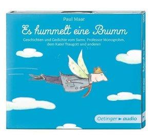 Es hummelt eine Brumm (CD)