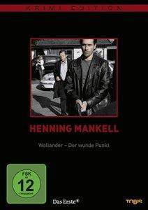 H.Mankell:Wallander-Der wunde Punkt (Krimiedit