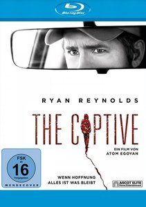 The Captive-Blu-ray Disc
