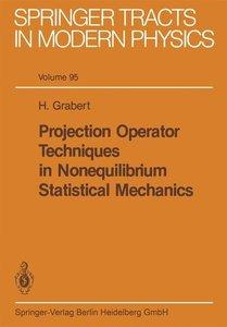 Projection Operator Techniques in Nonequilibrium Statistical Mec