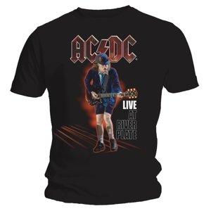 Live At River Plate (T-Shirt,Schwarz,Größe M)