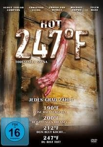 247 Grad Fahrenheit-Todesfalle Sauna