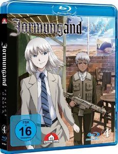 Jormungand - Blu-ray Vol. 4