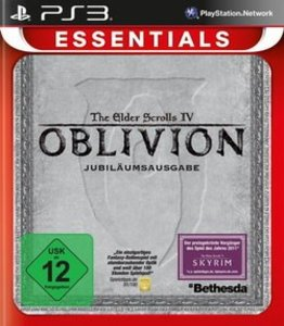 The Elder Scrolls IV: Oblivion - Jubiläumsausgabe (Essentials)