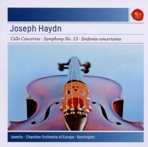 Cellokonzerte 1 & 2,Sinfonie 13,Sinf.Concert