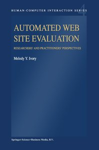 Automated Web Site Evaluation