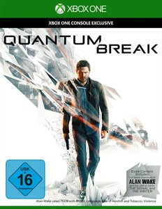 Quantum Break (Xbox One only)