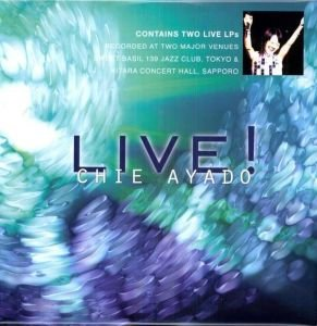 Live-Tokyo+Sapporo-180g-Limited Edition