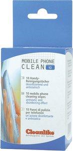 RONOL Reinigungstuch für Handys, 10er Faltschachtel