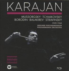 Russische Orchesterwerke 1949-1960