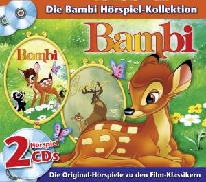Disney Kinoklassiker. Bambi 1 und 2