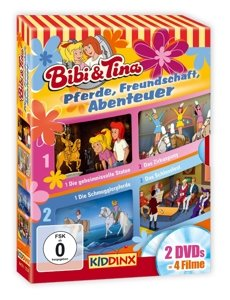 Bibi und Tina Pferde,Freundschaft,Abenteuer